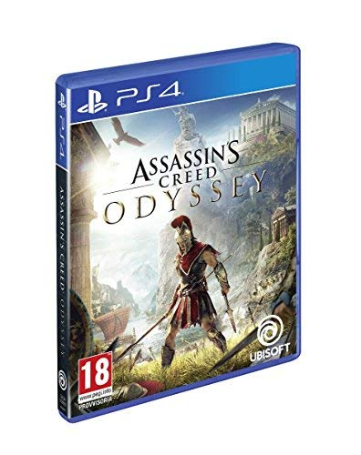 Console Games / Assassin'S Creed Odyssey - PlayStation 4 /