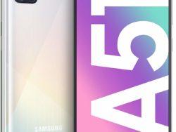 Samsung Galaxy A51 White