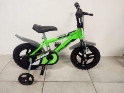 Bici 12 Girl Flappj Dino Bikes verde