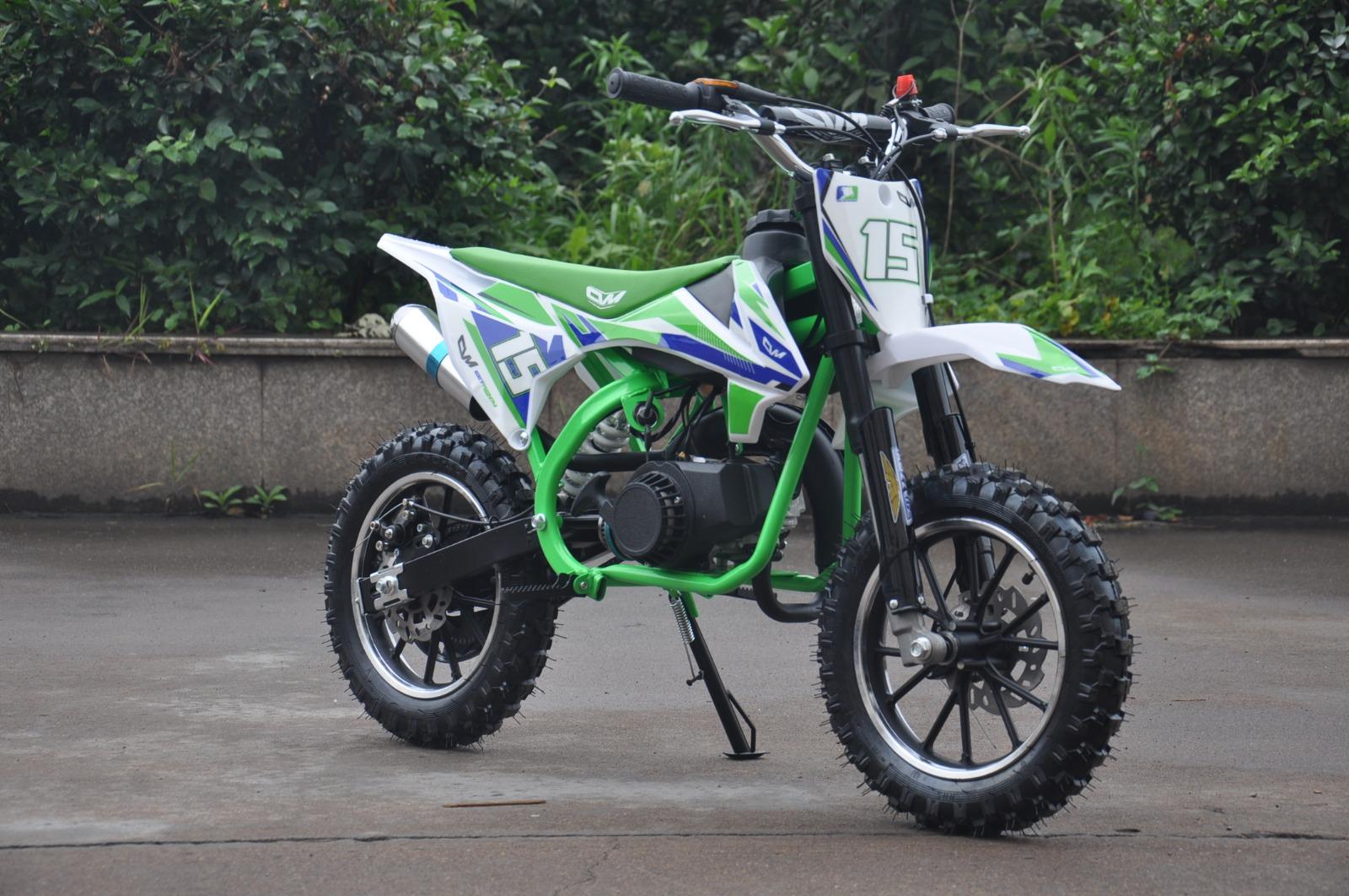 Moto Minicross 50cc